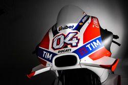 Ducati GP16 detail