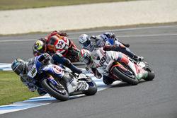 Alex Lowes, Pata Yamaha, Nicky Hayden, Honda WSBK Team, Sylvain Guintoli, Pata Yamaha et Lorenzo Sav