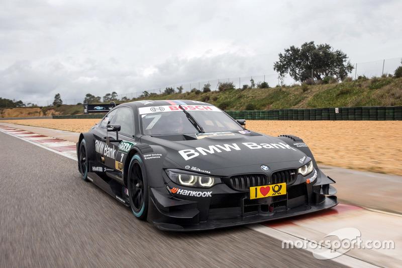 Бруно Спенглер, BMW Bank M4 DTM
