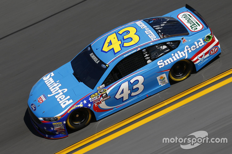 #43 Aric Almirola (Petty-Ford)