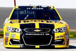 Ty Dillon, Circle Sport Leavine Family Racing Chevrolet