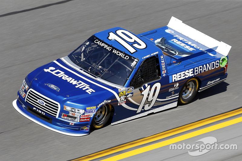 #19 Daniel Hemric (Keselowski-Ford)