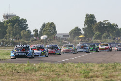 Esteban Gini, Nero53 Racing Torino, Juan Martin Trucco, JMT Motorsport Dodge, Guillermo Ortelli, JP