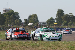 AgustIn Canapino, Jet Racing Chevrolet, Matias Rossi, Donto Racing Chevrolet