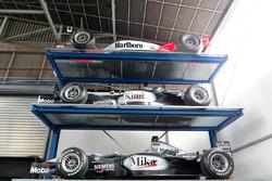 McLaren F1 und Indycar