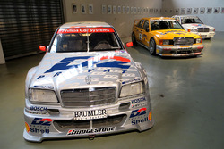 1994 DTM Mercedes, Klaus Ludwig