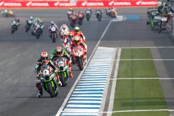Джонатан Рей, Kawasaki Racing Team лидирует