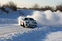 Тесты Екатерины Седых, Nissan Silvia