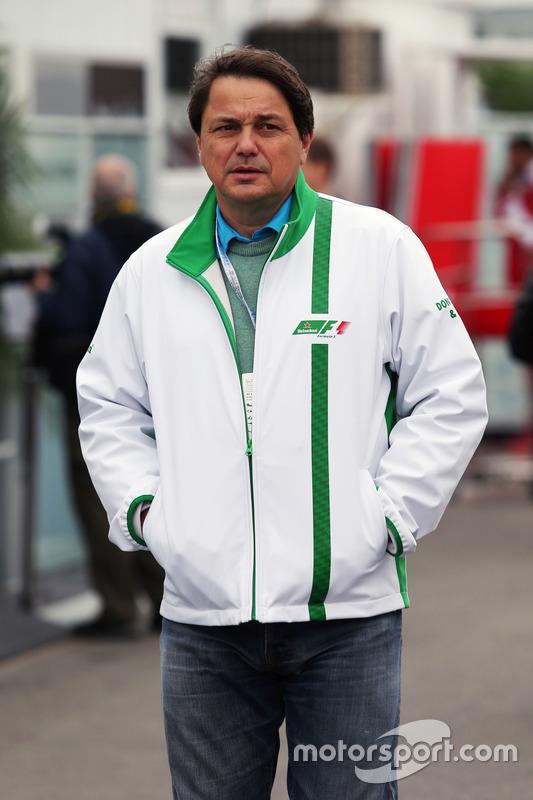 Heineken un contrat de sponsoring avec la F1