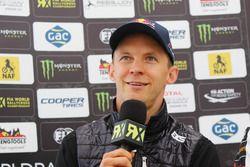 Conferencia de prensa: Mattias Ekström, EKS RX