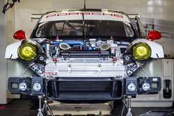 Экипаж #91 Porsche Motorsport Porsche 911 RSR