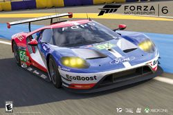 Ford GT, Forza Motorsport 6