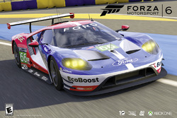 Ford GT у Forza Motorsport 6