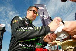 Sam Hornish Jr., Joe Gibbs Racing, Toyota