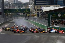 Oliver Rowland, MP Motorsport, Jordan King, Racing Engineering, Antonio Giovinazzi, PREMA Racing, Se