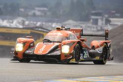 #26 G-Drive Racing Oreca 05 Nissan: Роман РУсінов Вілл Стівенс, Рене Раст