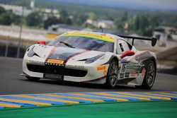 #116 Rossocorsa Ferrari 458 Challenge Evo: Jean-Claude Saada