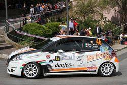 Beatrice Calvi, Cristina Caldart, Peugeot 208 VTI R R2B, Scuderia Palladio