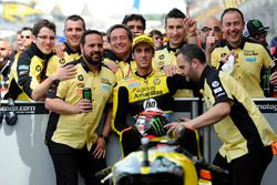 Race winner Alex Rins, Paginas Amarillas HP 40