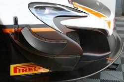 Detalle de McLaren