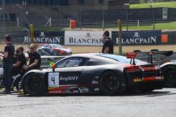 #4 Belgian Audi Club Team WRT Audi R8 LMS Ultra : Dries Vanthoor, Robin Frijns