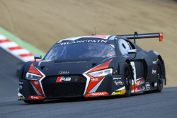 #2 Belgian Audi Club Team WRT Audi R8 LMS: Michael Meadows, Stuart Leonard
