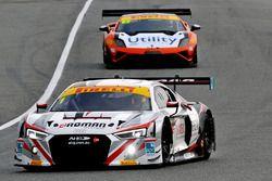#1 JAMEC PEM Audi R8 LMS: Marco Bonanomi, Geoff Emery
