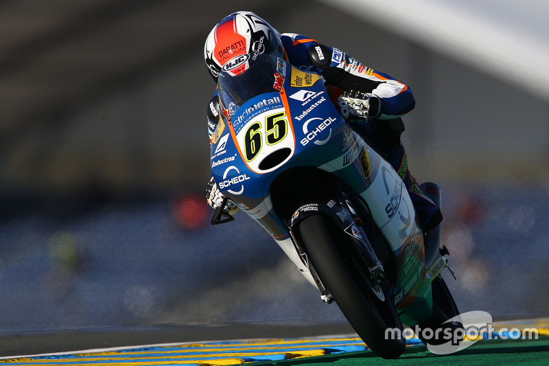 Philipp Öttl – Moto3 – Sturz: