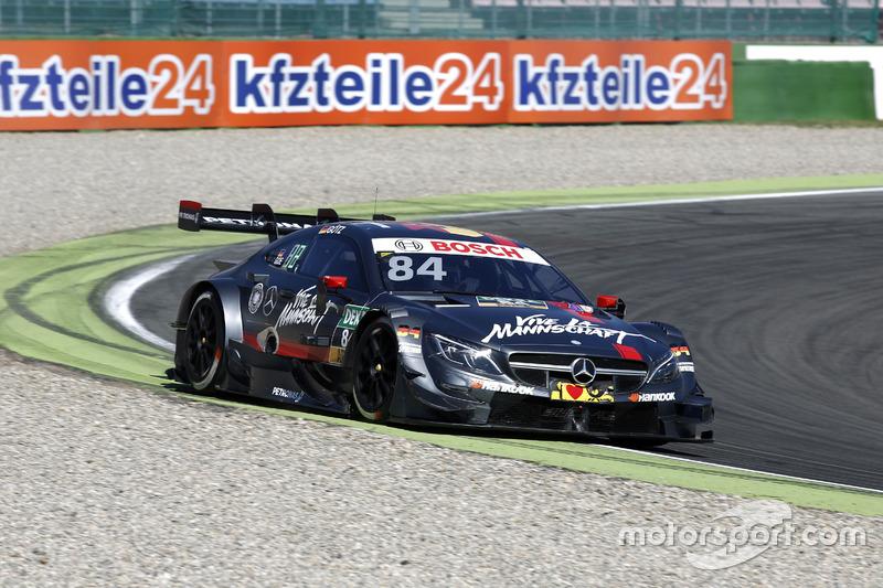 21. Maximilian Götz, Mercedes-AMG Team HWA, Mercedes-AMG C63 DTM