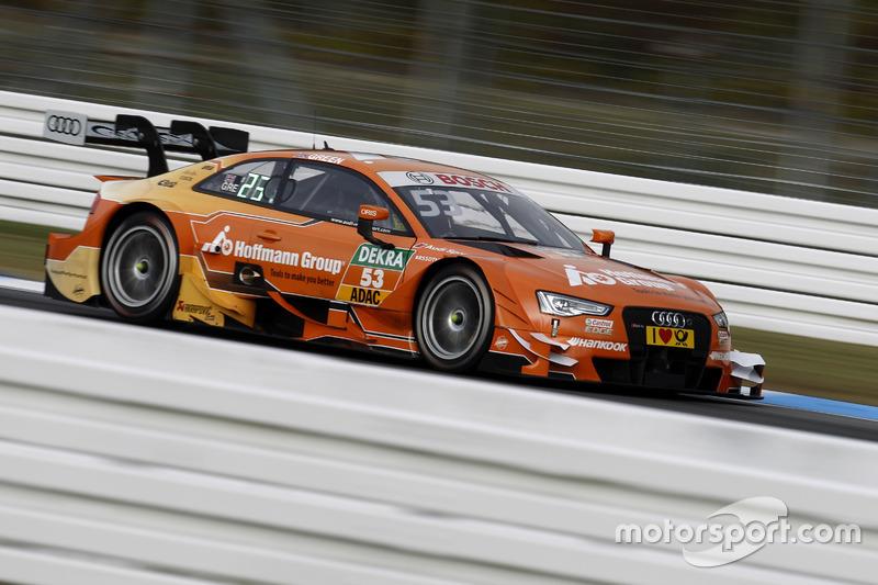 8. Jamie Green, Audi Sport Team Rosberg, Audi RS 5 DTM