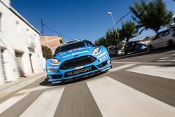 Mads Ostberg, Ola Floene, M-Sport Ford Fiesta WRC/