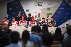 Polesitter: #13 Rebellion Racing, Rebellion R-One AER: Matheo Tuscher, Dominik Kraihamer, Alexandre