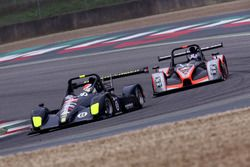Davide Uboldi, Eurointernational, Ligier JS Evo 2 E CN2 precede Walter Margelli, Nannini Racing, Nor