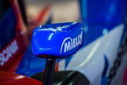 #9 Graff Racing Ligier JS P3 - Nissan: Eric Trouillet, Paul Petit, Enzo Guibbert, mirror
