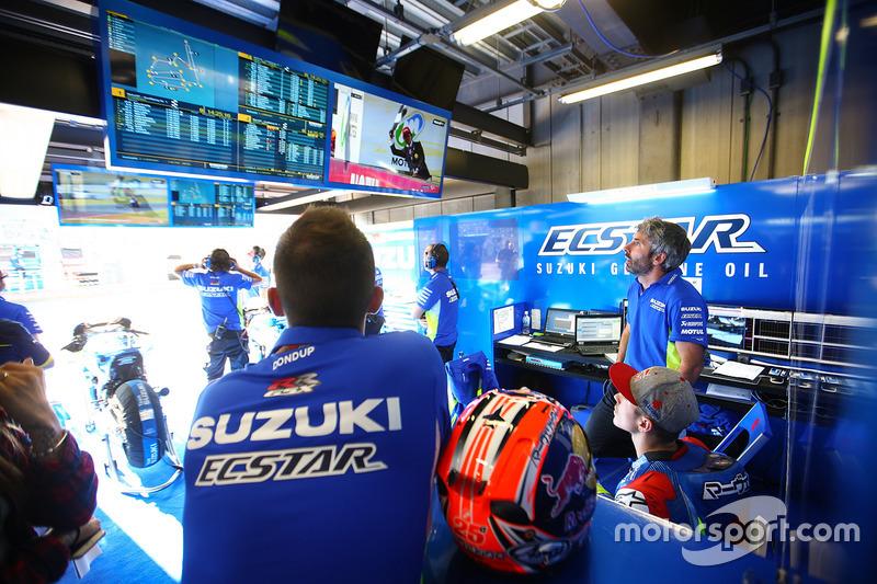 Suzuki de retour parmi les leaders