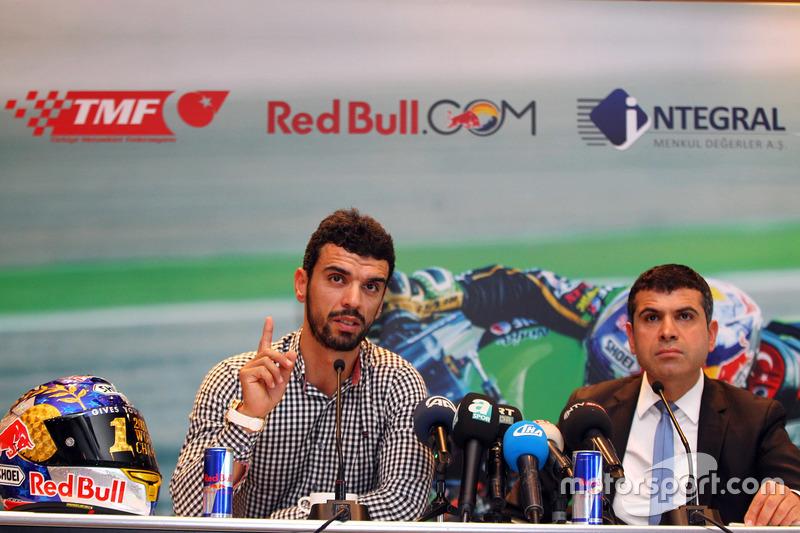 Kenan Sofuoğlu, Şampiyonluk basın toplantısı