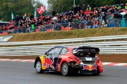 Davy Jeanney, Team Peugeot Hansen