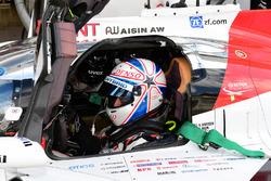 №5 Toyota Racing Toyota TS050 Hybrid: Энтони Дэвидсон