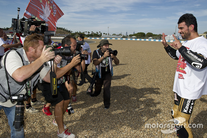 Race winner Kenan Sofuoglu, Puccetti Racing