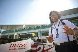 村田久武レーシングハイブリッド総責任者(Toyota Gazoo Racing / Hisatake Murata)