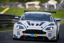 #65 Aston Martin Test Center, Aston Martin Vantage V12: Heinz-Jürgen Kroner, Wolfgang Schuhbauer, Dr