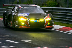 #2 Audi Sport Team WRT, Audi R8 LMS: Stuart Leonard, Robin Frijns, Edward Sandström, Frederic Vervis