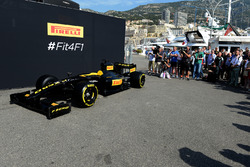 La voiture Pirelli