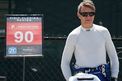 #90 VisitFlorida.com Racing Corvette DP: Marc Goossens