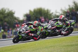 Tom Sykes e Jonathan Rea, Kawasaki Racing Team
