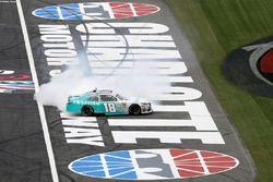 Denny Hamlin, Joe Gibbs Racing Toyota yarış galibi