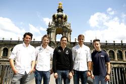 Luca Ludwig, Marco Wittmann, Robert Wickens, Nico Müller, Mike David Ortmann