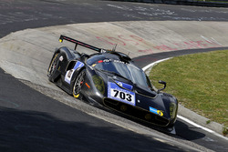 #703 Scuderia Cameron Glickenhaus, SCG P4/5 Competizione M16: Jethro Bovingdon, Manuel Lauck, Chris