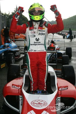 2. yarış podyum: Kazanan Mick Schumacher, Prema Power Team