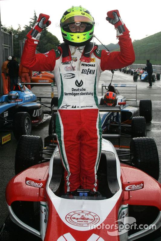 Ganador carrera 2: Mick Schumacher, Prema Power Team
